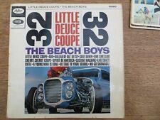 Beach Boys. Little Deuce Coupe. Vinyl LP. EMI Capitol  T1998. Mono 1963