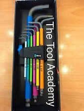 Wera Herramientas Brillantemente color con zócalo Soporte Función Ball Allen