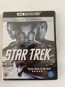 Star Trek (2009) 4K UHD  BLU RAY NEW SEALED