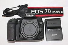 Canon Eos 7D Mark II Caméra SLR Numérique (Boitier Uniquement) Obturateur:213