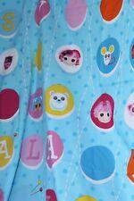 Lalaloopsy Girls Full Size flat bed sheet FREE SHIPPING