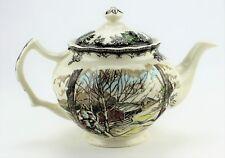 Johnson Brothers Bros Friendly Village Teapot Tea Pot 096