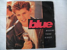 Blue - Missing These Kisses / You and I - Phonogram Records MER 325