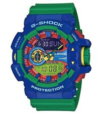 Casio G Shock * GA400-2A Anadigi XL Green Gshock Watch Ivanandsophia COD PayPal
