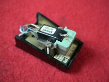 SHURE M-70EJ CARTRIDGE IN TK-151  HEADSHELL WITHOUT STYLUS - USED