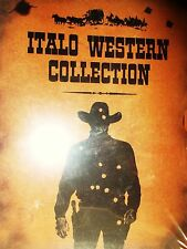ITALO WESTERN COLLECTION -4 DISC Box  sehr RAR OOP -FSK 18-Neu / Ovp