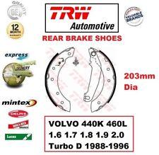 Für Volvo 440K 460L 1.6 1.7 1.8 1.9 2.0 Turbo D 1988-1996 Hinterachse