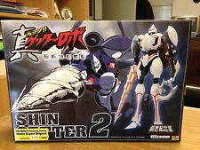 Diecast Shin getter 2 weathering Aoshima Miracle House 1998 limited nr145/1500