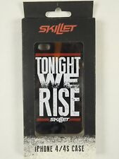 Skillett Rock Band Tonight We Rise iPhone 4/4S Case Cover Plastic or Rubber