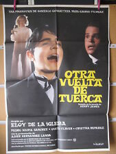 A5112  OTRA VUELTA DE TUERCA. PEDRO MARIA SANCHEZ, QUETA CLAVER, CRISTINA REPARA