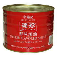 LKK KUM CHUN OYSTER FLAVORED SAUCE 2.2kg (4.85lb)