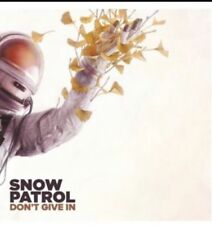 """Snow Patrol - Don't Give In / Life On Earth Rsd 2018 10"""" Vinyl New!!!"""