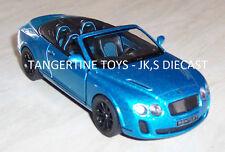 Kinsmart Bentley Contemporary Diecast Cars, Trucks & Vans