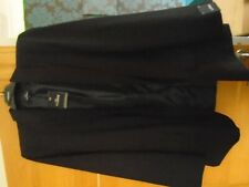 NEW Next tailoring black mach/washable jacket..size 20...rp £ 40
