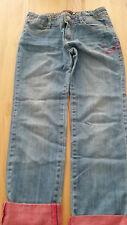 CATIMINI Denim jeans pants trousers hose fille girl fille Mädchen 140 cm 10Y