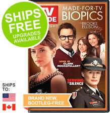 Audrey Hepburn Story / Serving Silence / Who Clark Rockefeller / Brooke Ellison
