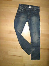H&M Jeans Hose Gr.36/158,Fit&Narrow,sexy Schnitt,Länge 102 cm (J1077)