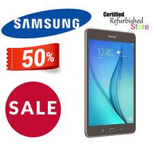 Samsung GALAXY TAB A 8.0 16GB SMOKY TITANIUM WIFI Tablet SM-T350  With Warranty