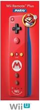Nintendo Wii Remote Motion Plus, Mario Red(Nintendo Wii and Wii U) RVL-036