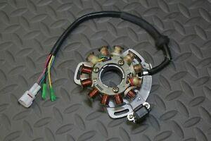 NEW Yamaha Banshee stator with +/-10 aluminum adjustable timing plate 1995-2006