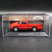 1:43 IXO Altaya Chevrolet De Luxe S10 1995 Diecast Models Edition Collection