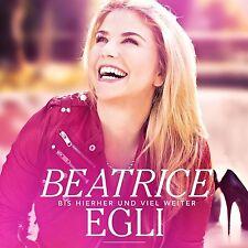BEATRICE EGLI - BIS HIERHER UND VIEL WEITER  CD NEU