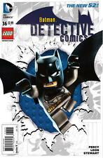 BATMAN DETECTIVE COMICS #36 (2015) DC 52 COMICS LEGO BATMAN VARIANT COVER NM