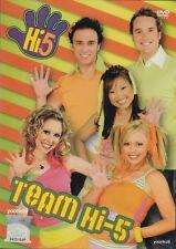 Team Hi-5 DVD Original Australia Series _ PAL Format Region 0