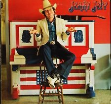 JERRY JEFF WALKER jerry jeff 6E-163 usa elektra 1978 LP PS EX/EX deletion cut