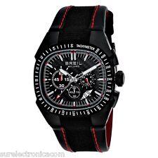 Reloj hombre Breil Milano Eros Bw0307 Cronografo con esfera negra PVP