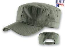 ARMY classic ATLANTIS WINTER cappello cotone PILE cappellino VASCO ROSSI Verde