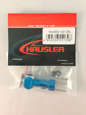 Hausler HAU450-001UBL Blue Main Rotor Housing (Alloy)