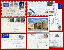 AUSTRALIA SPORTS STAMPS: 7 items and 1 from Italy and 1 from Czech Republic
