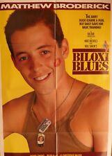 Biloxi Blues Movie Poster, One Sheet,Original,1987