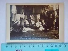 MACEDONIA FYROM Florina GREECE old photo foto TURKISH WOMEN 14