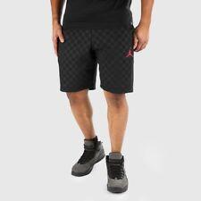 Nike Air JORDAN RETRO 10 FLIGHT SHORTS - MEN'S Size Large Black NWT New