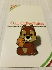 Disney Chip & Dale Cute Characters Chip Acorn Pin