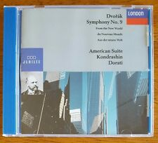 Dvorak - Symphony No.9 - American Suite - Kondrashin Dorati - CD