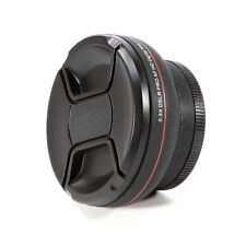 HD 77MM 0.5X Wide Angle Macro Convension Lens Kit for Nikon Sony Canon DSLR