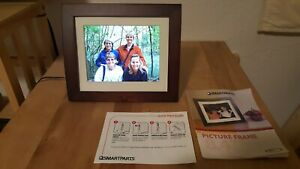 """Smartparts 8.4"""" Digital Picture Frame with Speakers model SPX8E 4000 Pictures"""