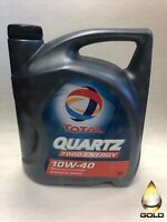 10W-40 Total Quarz Energy 7000 / 1 x 5 L.  Motoröl