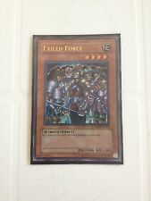 YU GI OH EXILED FORCE HL04-EN001 RARA PARALLELA  NEAR MINT INGLESE