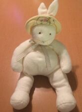 Bunnies By The Bay Bunny Plush Wirh Hat 12""