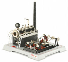 Wilesco D 22 Live Steam Engine Toy - See Video - Shipped from USA