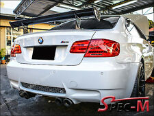GTS Style Carbon Fiber Trunk Wing Spoiler 2007+ E92 328i 335i M3 Coupe