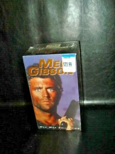 Mel Gibson MAD MAX COLLECTION 3 Movie Box Set VHS 1995 Sealed/ New