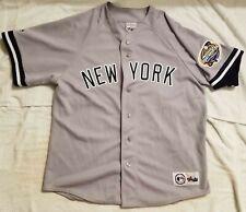 VINTAGE Yankees 2003 World Series 100th ANNIVERSARY Away Jersey