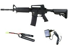 Softair Gewehr Specna Arms AR 15 S-AEG Metall SET Kal. 6mm BB - AB 18 B-WARE