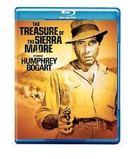 TREASURE OF THE SIERRA MADRE (H Bogart)  -  Blu Ray - Sealed Region free for UK