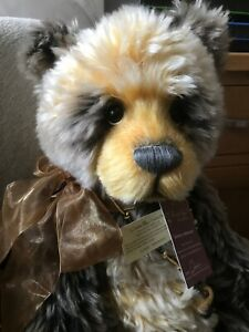 Charlie Bears ARKWRIGHT (Isabelle Collection) Mohair Limited Edition
